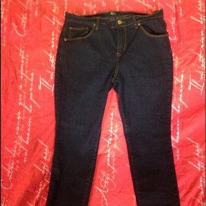 Forever 21 straight leg jeans